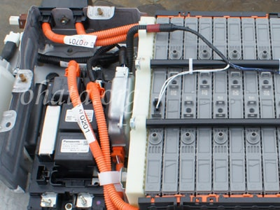 ハイブリッド車バッテリー(ニッケル水素)買取 スクラップ