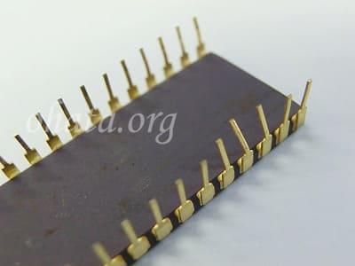 IC(長方形,セラミック,紫,金足)買取 スクラップ