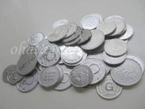 SUS304_コイン(メダル)買取 スクラップ