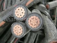 雑電線(銅率80%)買取 スクラップ